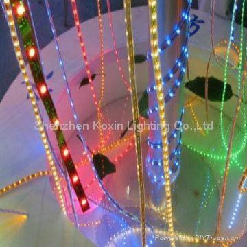 3528 120颗灯每米的软光条 2