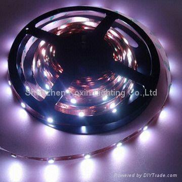 3528 120颗灯每米的软光条 3