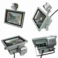 2012 NEW:30W led flood lights with PIR sensor control