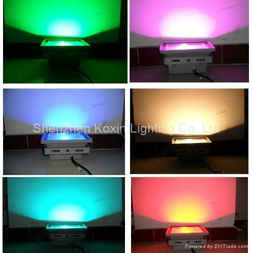30W RGB氾光燈 5