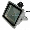 50W led floodlight with sensor(CREE