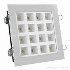 16W dimmable led kitchen light