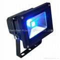 10W RGB led floodlight led flood lamp led lights led spotlight led bulbs lights 3