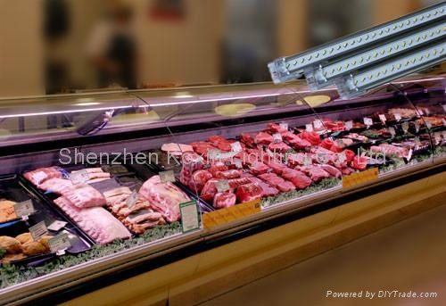 High power Profresh meat 18W light bar for meat refrigerated container 1