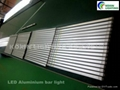 Profresh green smd 3014 0.86m led rigid bar light for vegetable