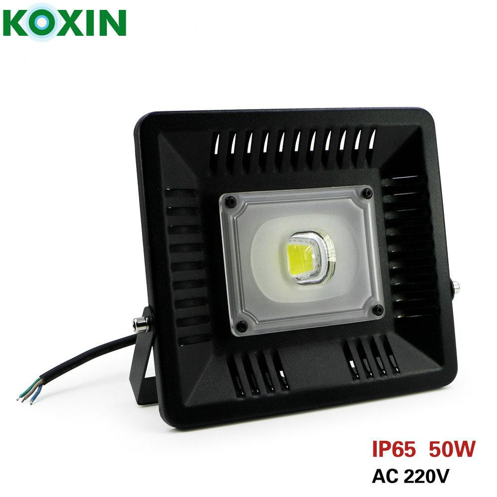 50W LED driverless floodlight, led floodlight, COB floodlight, LED street light 3