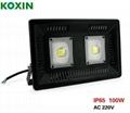 100W LED driverless floodlight, led floodlight, COB floodlight, LED street light
