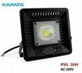 30W LED driverless floodlight, led floodlight, COB floodlight, LED street light