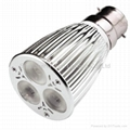 Hot Hight power CREE E27 9W led spot bulb dimmable light