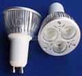 GU10 3*2W 大功率CREE LED 射灯 2