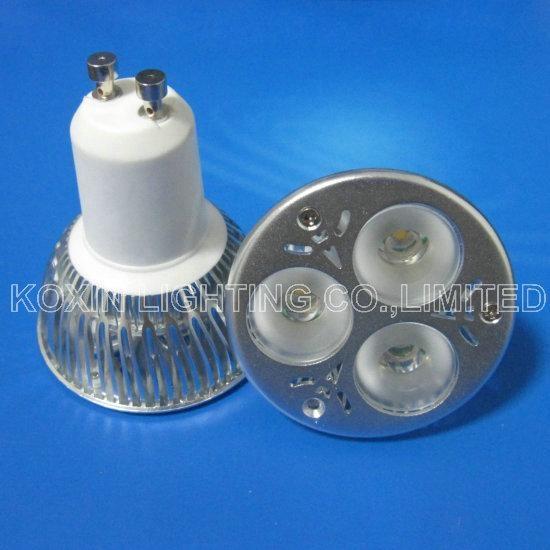 GU10 3*2W 大功率CREE LED 射灯 4