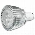 GU10 PAR20 5*2W power led par lamp