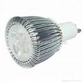 GU10 PAR20 5*2W power led par lamp 2