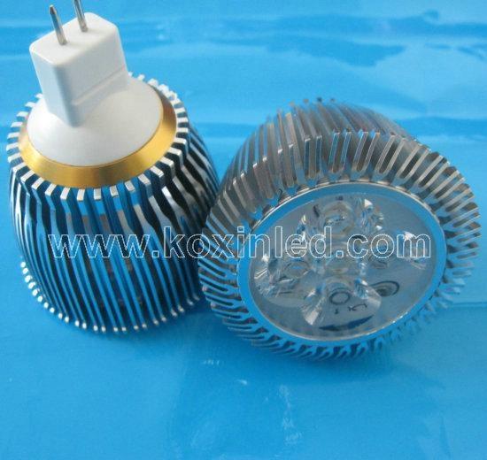 GU10 PAR20 5*2W power led par lamp 3