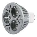 High power led spotlight MR16 3x1W