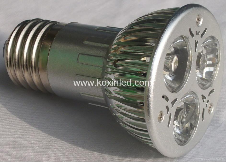 大功率LED射灯 3