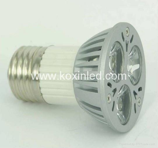 大功率LED射燈 4