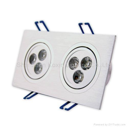 6W 天花燈燈 1