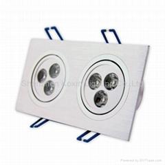 6W 天花燈燈