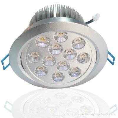 12*1W led筒灯 1