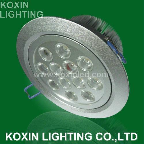 12*1W led筒灯 3