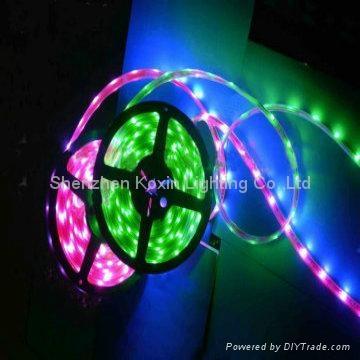 SMD5050 150顆燈一卷的柔性軟光條 2
