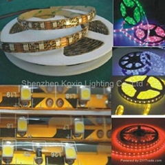SMD5050 60leds/M flexible strip lamp