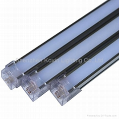 SMD3014 78leds/0.56M led aluminum bar with easy connector