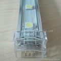 SMD5050 24leds/0.5M led bar light,led rigd strip light