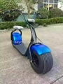 2016 the Most Fashionable Citycoco 2 Wheel Electric Scooter 5