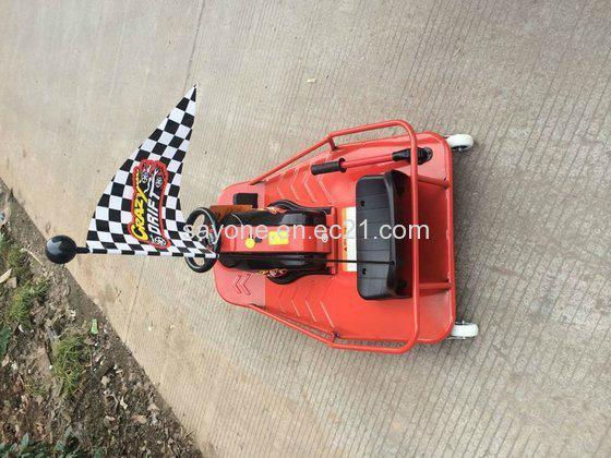 2016 New Arrival Electric Crazy Kart 2