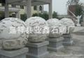 石雕風水球