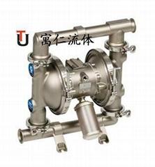 天津GRACO固瑞克食品级卫生泵
