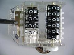 汽車儀表計數器