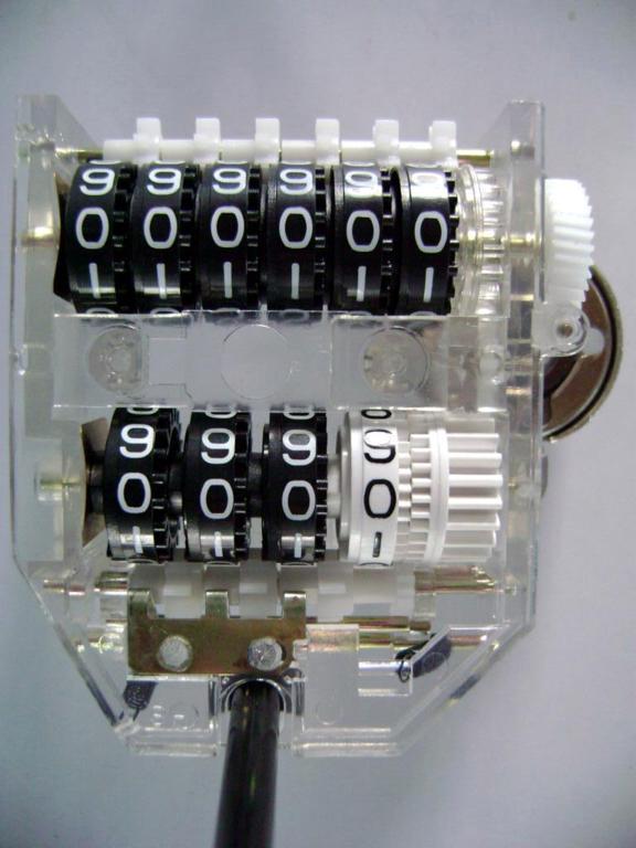 汽车仪表计数器 2