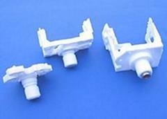 塑料支架和外殼