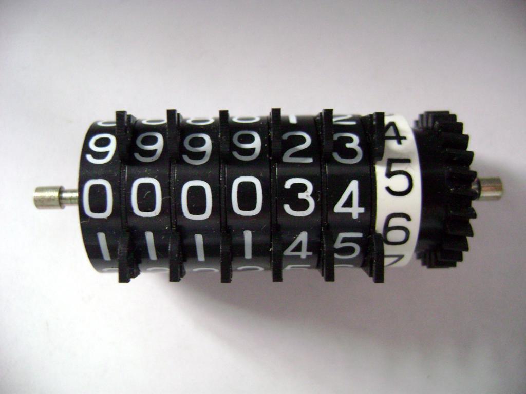 五十铃仪表计数器 1