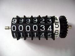 五十铃仪表计数器