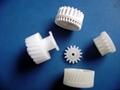 塑料双面齿、斜齿轮、小模数齿轮