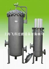 精密過濾器 保安過濾機 芯式過濾器