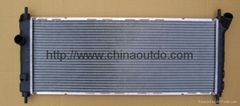 Supply Radiator for Opel