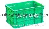 出口韩国式加强型塑料托盘