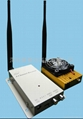 8频道无线影音收发器