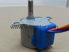 24BYJ stepper motor w/screw shaft