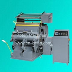 Hot Foil Stamping Machine Model Tymq Series