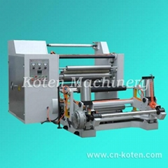 High Speed Paper Roll Slitting Machine (QFJ Series)
