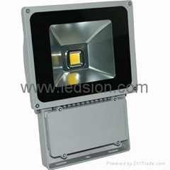 ETL SAA CE 80W COB LED FLOOD LIGHT