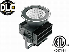 DLC 400w 500w 600w LED HIGHBAY FLOOD 90-480V
