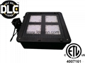 180w SHOEBOX DLC LED ETL 90-277V