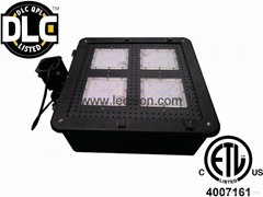 180w SHOEBOX DLC LED ETL 90-277V 347V 180W COURT LAMP, OUTDOOR LIGHTING